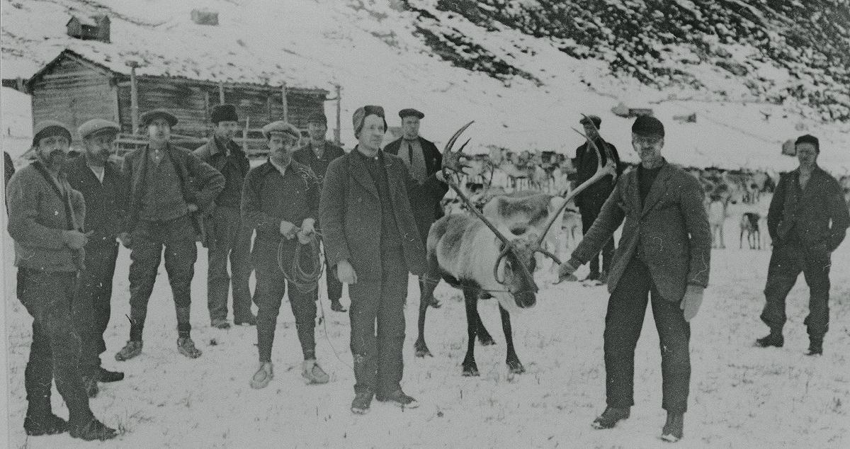 Lom Tamreinlag starta i 1926